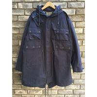 【HAWKWOOD MERCANTILE】C1 Jacket Ventile Navy ホークウッド メルカンタイル  ベンタイル