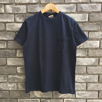【Goodwear】 S/S Pocket Tee Navy グッドウエア