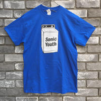 【SONIC YOUTH】 Washing Machine Tee ソニックユース ウォッシング・マシーン