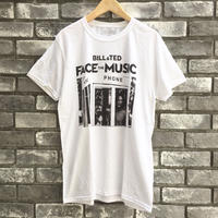"【B&T FACE T.M】""PHONE BOOTH"" S/S Tee ビル アンド テッド"