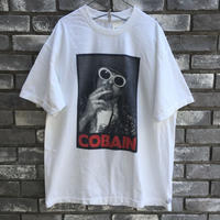 【MUSIC TEE】 Kurt Cobain カートコバーン