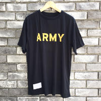 【Dead stock】 U.S.ARMY polyester Fitness Tee XLサイズ