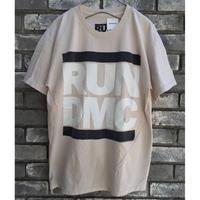 【MUSIC TEE】RUN D.M.C. ランディエムシー