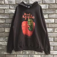 【MOVIE Sweat】 Red Apple Hoodie レッドアップル タランティーノ