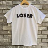 "【SUB POP】 ""LOSER"" Logo Tee サブポップ ロゴ Tシャツ"