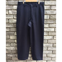 【CEASTERS】 No Pleats Wide Trousers