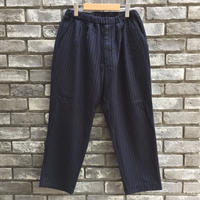 【CESTERS】 2tuck Easy trousers ケステル タック イージーパンツ