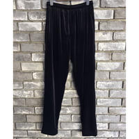 Velour Easy Pants