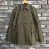 【HAWKWOOD MERCANTILE】Sherpa Ventile Shirt ホークウッド メルカンタイル  ベンタイル
