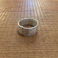 【TUAREG SILVER】Ring #BA27 トゥアレグ シルバー ジュエリー  リング