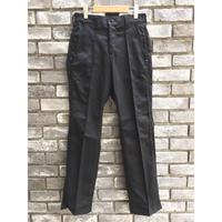 【LILYyoyogiuehara】 Re-make Boots-Cut Trousers Black リメイク ブーツカット トラウザーズ
