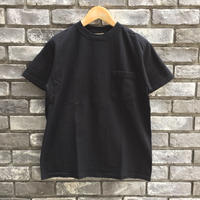 【Goodwear】 S/S Pocket Tee Black グッドウエア