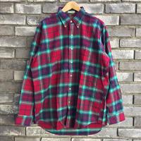 【CLEVE】 Dead Stock Flannel Shirt クリーヴ フランネルシャツ デッドストック  B