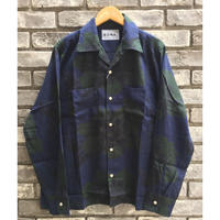 【NOMA t.d.】Harmony Shirt ノーマ ハーモニー シャツ