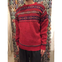 【Jamieson's】Pullover sweater
