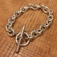 【Argentines】 Sterling Silver Oval Link Bracelet largeブレスレット シルバー 925