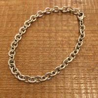 【vintage silver bracelet】 ビンテージ シルバー ブレスレット 925 B