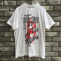【MUSIC TEE】 RED HOT CHILI PEPPERS レッドホットチリペッパーズ レッチリ