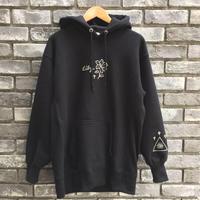 【LILY × nifunifa】 Hand Embroidery Hoodie