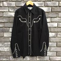【H BAR C】THE FERNANDO ウエスタンシャツ アローポケット 刺繍
