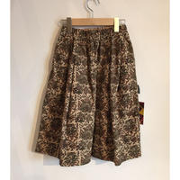 【WILD THINGS】BLOCK PRINT SKIRT