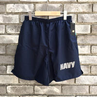 【US NAVY 】 NEW BALANCE PT Shorts【Made in USA】アメリカ海軍 ニューバランス製 フィジカルトレーニングショーツ