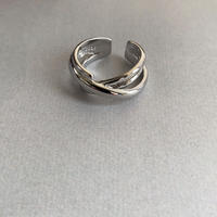 silver925 plating ring 005