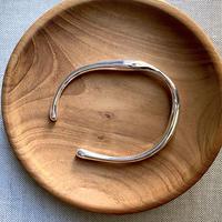 【silver925】nuance curve bangle