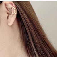 【silver 925】cross design ear cuff