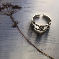 【silver925 】ring 098