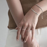 【silver925】 ring 01
