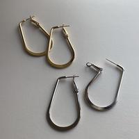 metal open drop pierce
