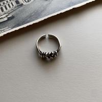 silver925 plating ring 013