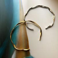 metal twist bangle