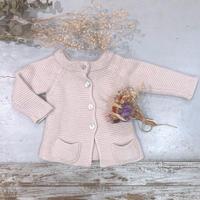 【Malvi & Co】ニットジャケット(12ヶ月・18ヶ月)