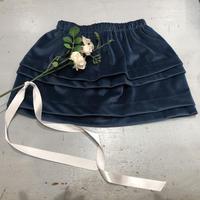 【Malvi & Co】ベルベットスカート