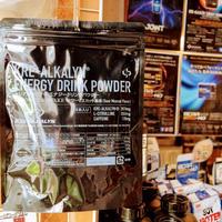 【Up Athlete】KRE-ALKALYN® ENERGY DRINK POWDER バラ5本セット