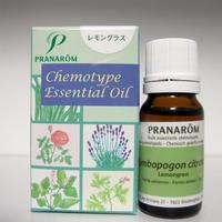 【プラナロム PRANAROM 】エッセンシャルオイル レモングラス 10ml【P-57】