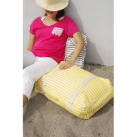 TRUNK FLOOR CUSHION-MARINE STRIPE