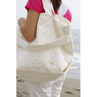 LAUNDRY TOTE BAG-BONDING COTTON
