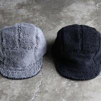 cableami / BOA FLEECE CAP with drawcord