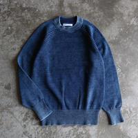 SEUVAS  / コットンミディアムセーター