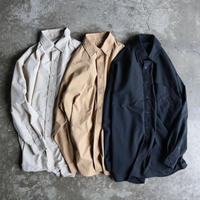 BURLAP OUTFITTER / L/S B.B. SHIRT SOLID
