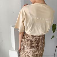 ♢予約販売♢this is バックロゴTシャツ/3color_lt0320