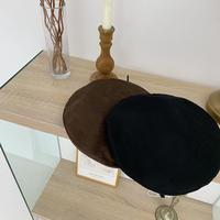 ♢予約販売♢Autumnベレー帽/2color_la0017