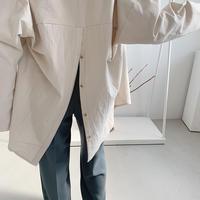 ♢予約販売♢2way buttonシャツ_lt0247