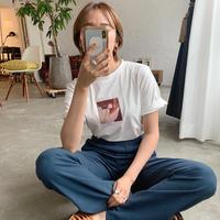 ♢予約販売♢ RelaxyプリントTシャツ_lt0356