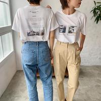 ♢予約販売♢Link original フィルムロゴTシャツ_lt0404