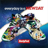 "BANTY FOOT    ""everyday is a NEW DAY"""