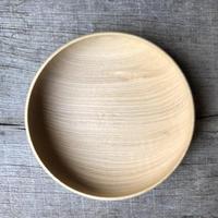 木の器 鉄鉢(24cm)
